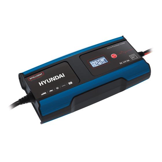 Автомобильное зарядное устройство Hyundai HY 810